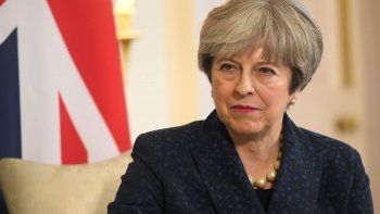Así Theresa May justificó el ataque a Siria