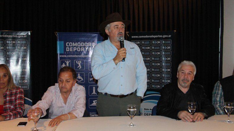 Presentaron las actividades deportivas de Comodoro Deportes