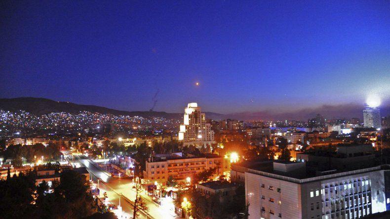 El ataque de Estados Unidos y los aliados contra Siria sembró terror en Damasco.