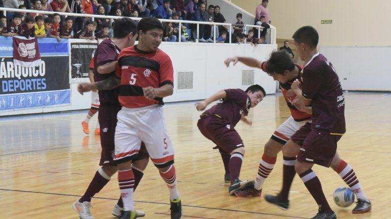 Flamengo y Lanús se enfrentaron hace cuatro días en la primera final que ganó el primer equipo 5-4.