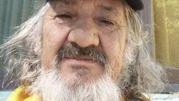 Daniel Abeláz se encuentra desaparecido desde el 9 de abril en una zona rural.