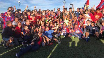 USMA venció a Hispano y se consagró campeón del Torneo Federal C