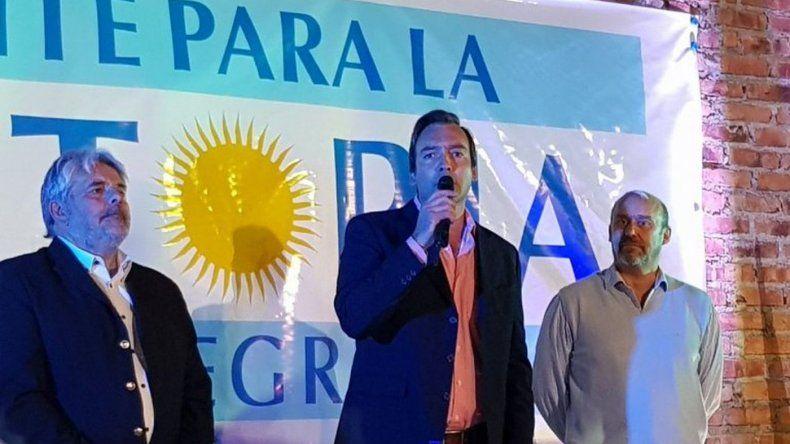 Triunfó el FpV con Carlos Vazzana en Villa Regina