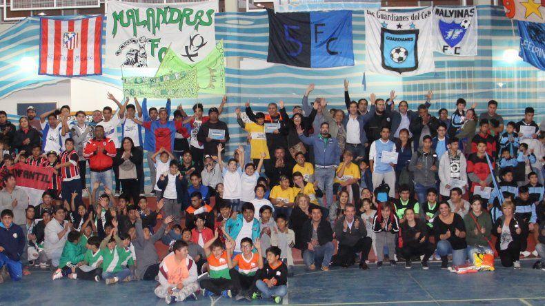 PAE acompañará los Juegos Comunitarios Félix Sáez