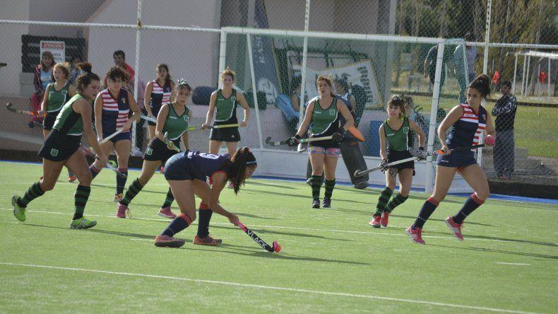 Comodoro RC derrotó 3-1 a Santa Lucía en uno de los partidos que se jugaron por la categoría Primera Damas.