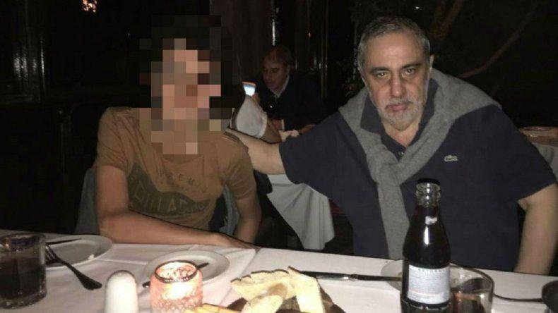 Sobredosis de cocaína y brote psicótico: internaron a José María Aguilar