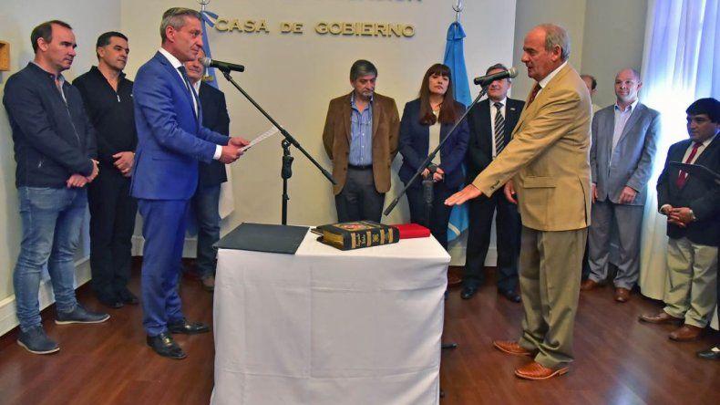 Carlos Alberto Simionati es el nuevo titular del IPV