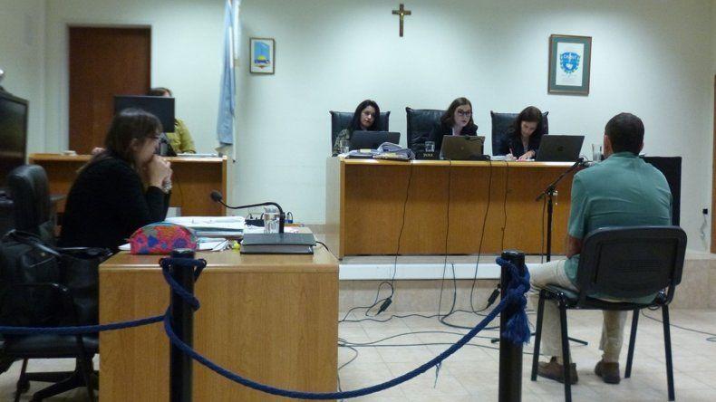 Siete testigos declararon en el primer día del juicio por el crimen de Claudio Boz