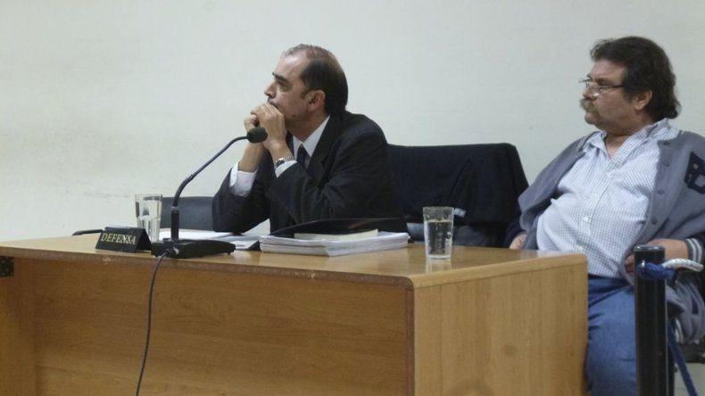 Emilio el Turco Abboud está acusado de matar y quemar el cuerpo de su empleado