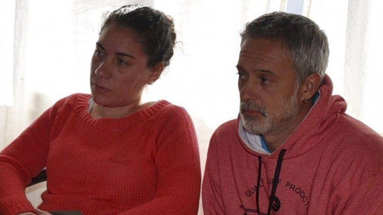 Verónica Falcón y Marcelo Varga comenzaron a ser juzgados ayer en Caleta Olivia al estar acusados de explotar sexualmente a una menor que solo tenía 16 años.