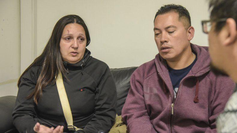 Laura y Jorge denunciaron a una médica por una presunta mala praxis que habría derivado en la muerte de su bebé.