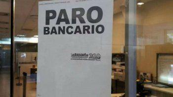 Último día del paro bancario: mañana retomarán la atención al público
