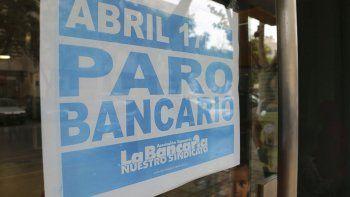 Los trabajadores bancarios retoman negociaciones tras el paro por 48 horas