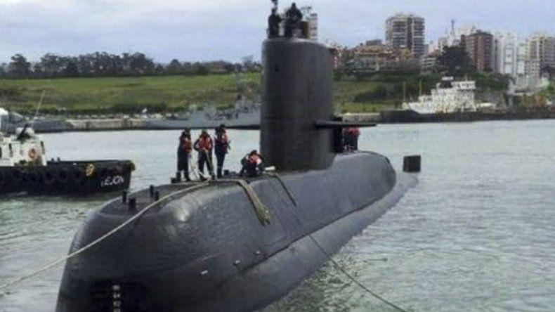 Presentaron nueve propuestas para buscar el submarino