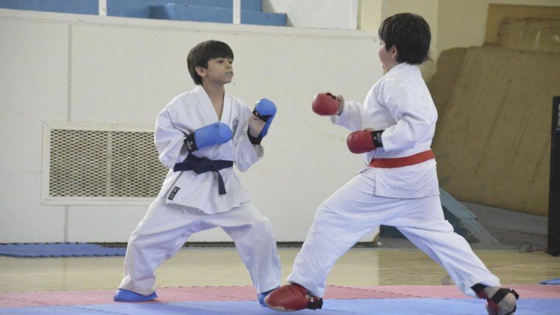 Habrá competencia desde taekwondo kids