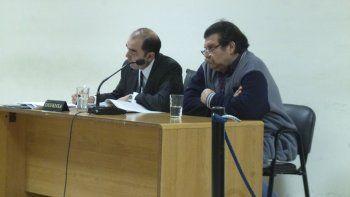 Emilio Taher Abboud está siendo enjuiciado por el homicidio de Claudio Boz.