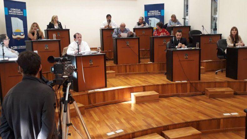Concejales aprobaron la auditoría económica financiera a la SCPL