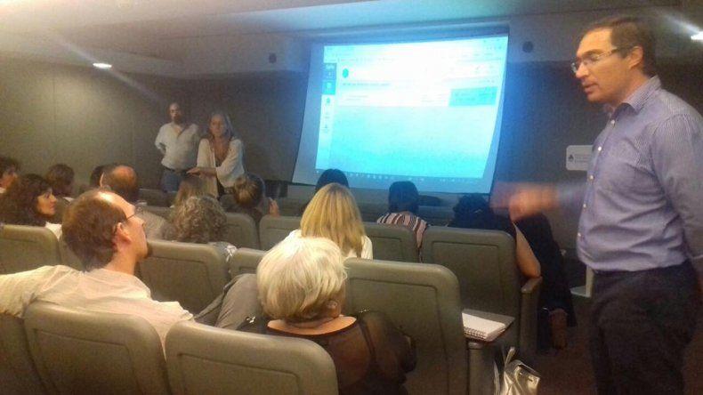 La reunión que se desarrolló en Buenos Aires con participación de los organismos de viviendas sociales de todas las provincias.