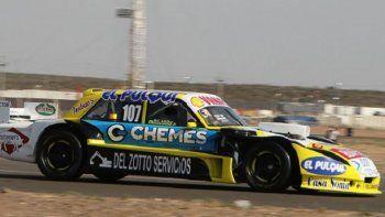 El Ford de Ricardo Degoumois dominó la primera clasificación en Concepción del Uruguay.