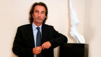 Angelo Calcaterra, el empresario que es primo del presidente Mauricio Macri.