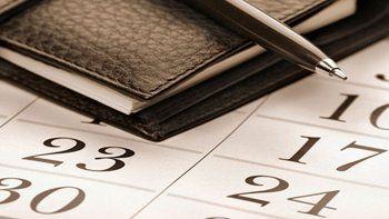 ¿el lunes 30 de abril sera feriado o no?