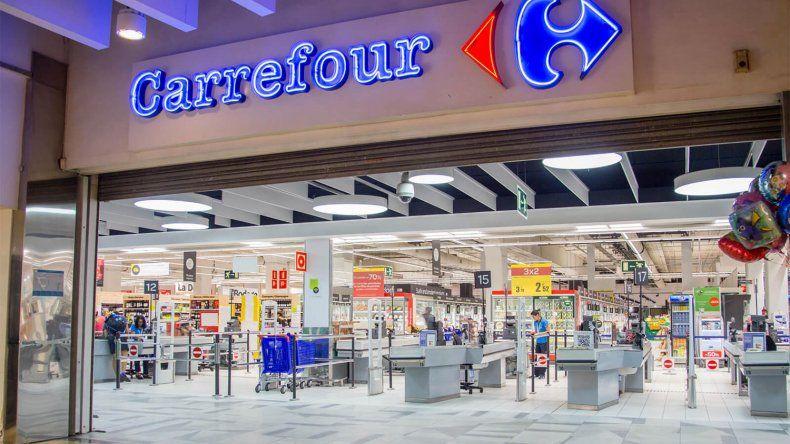 Carrefour: acuerdo por mil retiros voluntarios y extensión del régimen de crisis