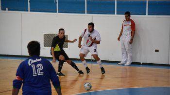 El futsal tiene acción en cuatro escenarios.