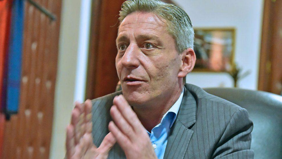 Discutiremos el tema minero, pero no de manera fundamentalista, sostuvo el gobernador Arcioni.