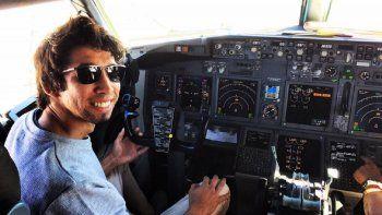 El piloto que sobrevivió