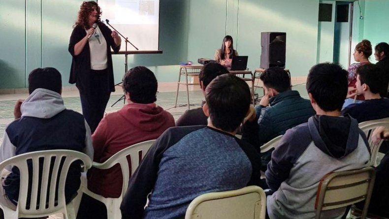 La Red de Preventores inició su trabajo en Comodoro, Rada Tilly y Sarmiento