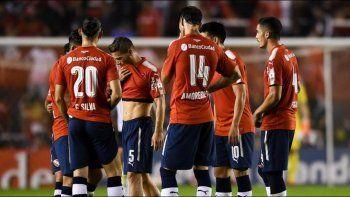 el rojo busca el pase a la libertadores 2019