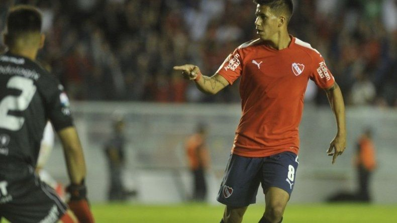 Independiente cayó ante Defensa y Justicia