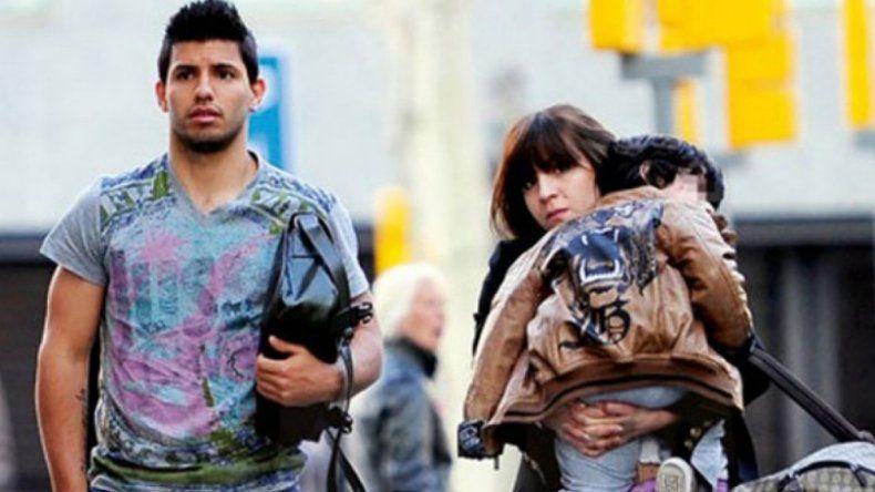 Sergio Agüero y Gianinna Maradona, ¿reconciliados?
