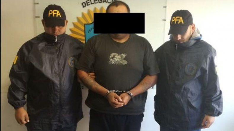 Detuvieron a un prófugo acusado por tráfico de estupefacientes