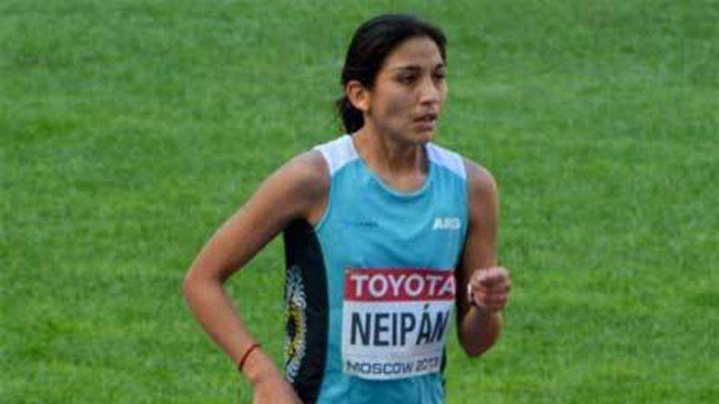 La esquelense Karina Neipan está postulada para los premios Islas Malvinas.