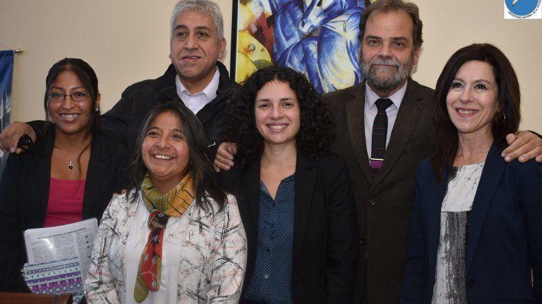 Eugenio Semino será homenajeado hoy en la Universidad San Juan Bosco por su compromiso en defensa de los derechos de los adultos mayores.