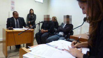 Alberto Emilio Núñez y Claudio Fabián Hernández fueron imputados por el crimen del pescador y recibieron dos meses de prisión preventiva.