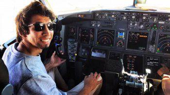 el piloto de la avioneta fue derivado a buenos aires