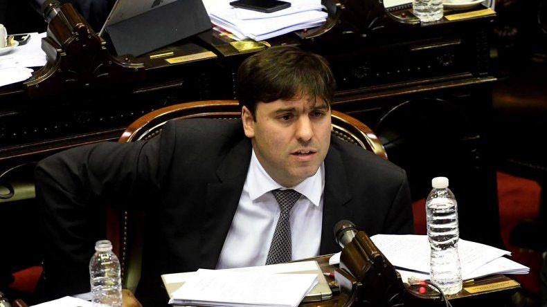Diego Bossio criticó la actitud de los diputados de Cambiemos