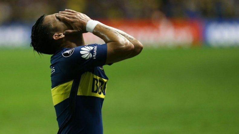 Boca perdió y complica su clasificación a octavos