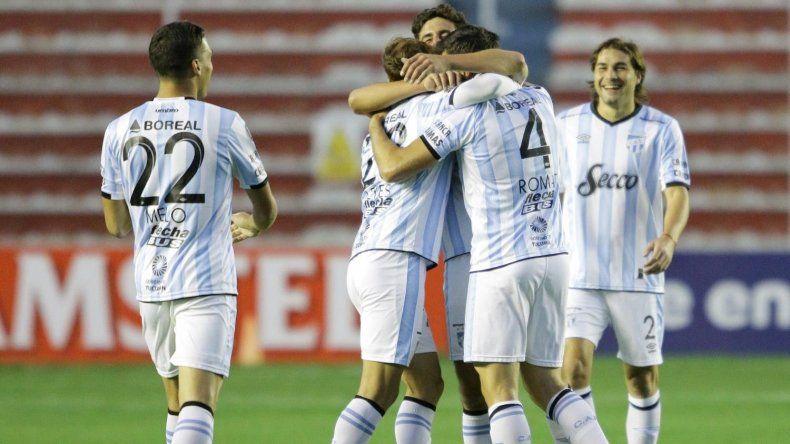 Atlético Tucumán quedó a un paso de los los octavos de la Libertadores