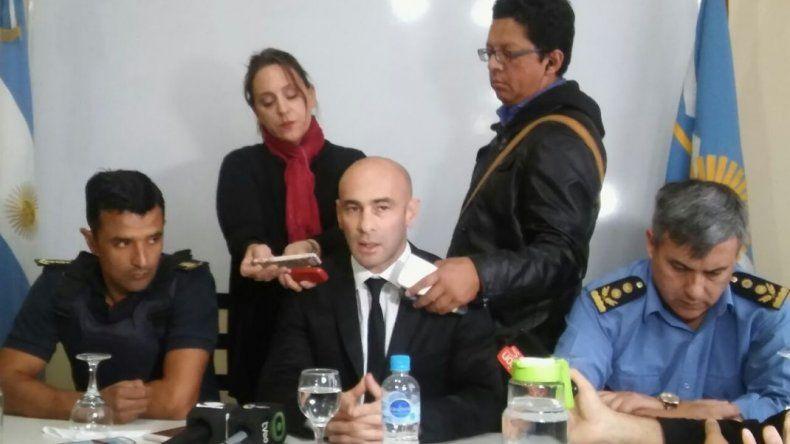 El operativo ATR desbarató una banda vinculada a siete robos importantes