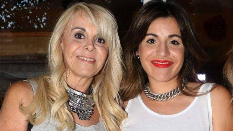 Fuerte defensa de Gianinna Maradona a Claudia Villafañe con un palito a Diego