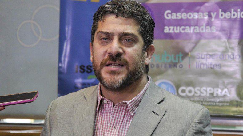 Cristian Eguillor está sospechado de efectuar negociaciones incompatibles con la función pública durante su gestión como presidente del ISSyS.