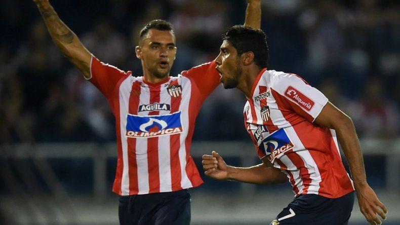 Junior ganó y obliga a Boca vencerlo en Barranquilla