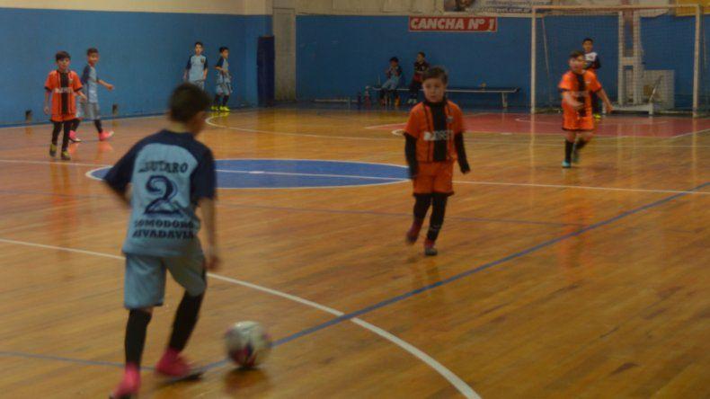 El Torneo de fútbol infantil de CAI vivió un fin de semana a plena competencia.