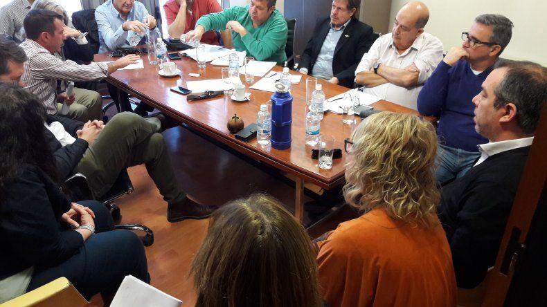 Diputados reciben inquietudes de Multisectorial sobre proyecto de Emergencia Médica Sanitaria