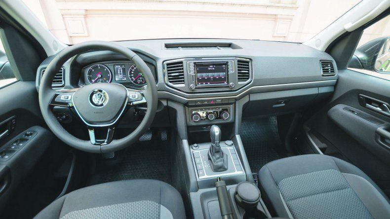 Volkswagen Amarok: más opciones para la v6