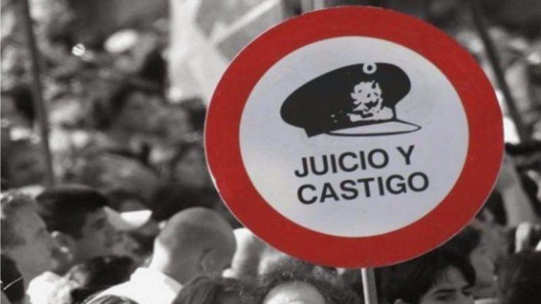 Cinco juicios por crímenes de lesa humanidad continuarán esta semana