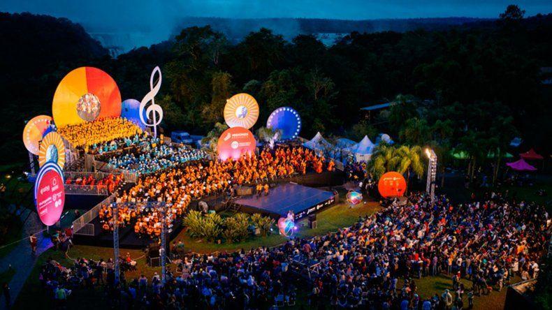 Se dieron a conocer los ganadores de Iguazú en Concierto Audition